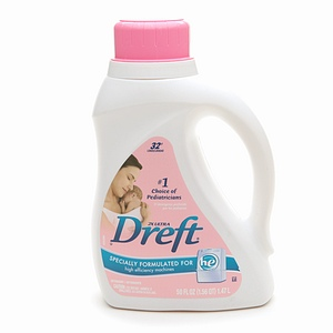 Dreft HE Liquid Detergent
