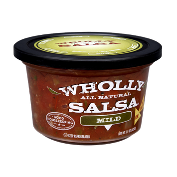 Wholly Salsa Mild All Natural