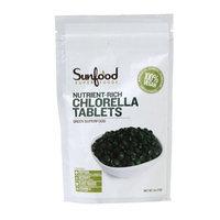 Sunfood Superfoods Chlorella Green Superfood