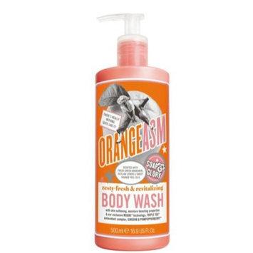 Soap & Glory Soap And Glory Orangeasm Zesty Fresh & Revitalizing Body Wash 500ml