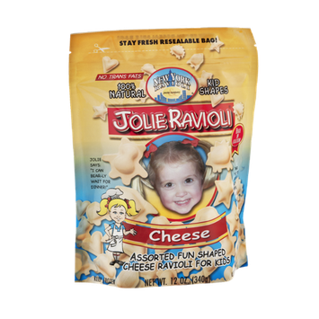 Jolie Ravioli Cheese Ravioli for Kids