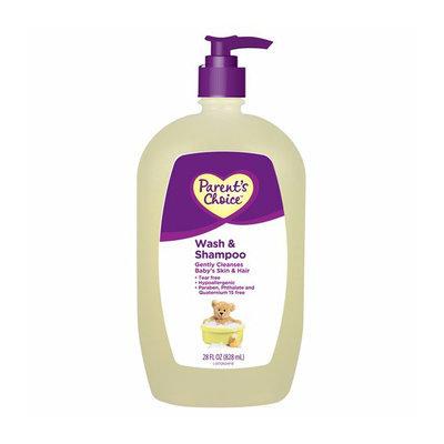 Parent's Choice Baby Wash & Shampoo