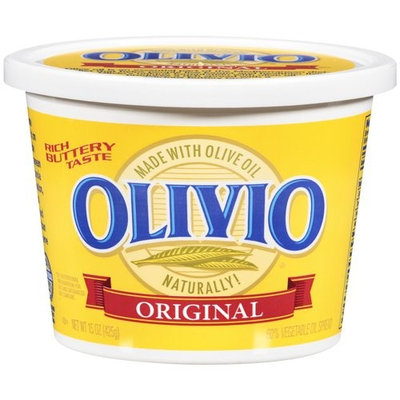 Olivio Original Vegetable Oil Spread, 15 oz