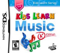 Talking Stick Games Kids Learn Music A+ Edition