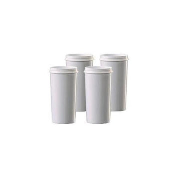 Zero Water ZeroWater ZEROWATER-ZR-006 Water Filter Replacement Cartridges - 4 Pack