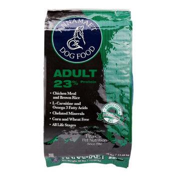 Natural Animal Nutrition Annamaet Adult 23 Formula Dry Dog Food 30lb