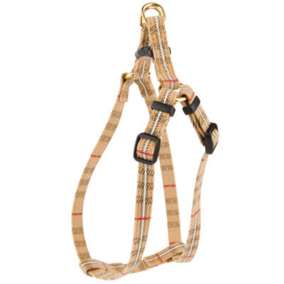 Top Paw Plaid Step In Dog Harness