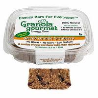 Granola Gourmet Spiced Orange Cranberry ORIGINAL Energy Bars