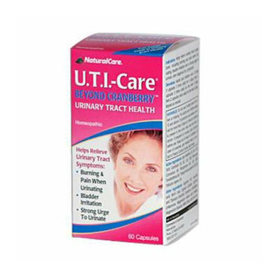 Natural Care UTI-Care 60 Capsules