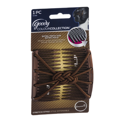 Goody ColourCollection Stretch Style Brunette