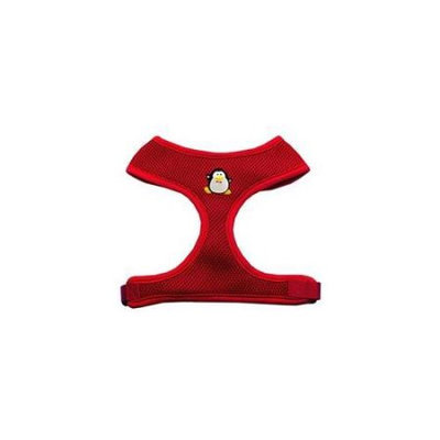 Mirage Pet Products 73-07 LGRD Penguin Chipper Red Harness Large