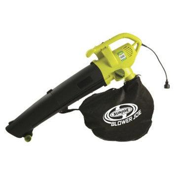 Snow Joe Sun Joe 3-in-1 Lawn Blower, Vacuum Mulcher and Leaf Shredder - Black