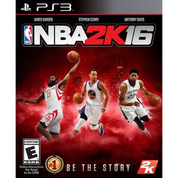 Take 2 NBA 2K16 (PS3) - Pre-Owned