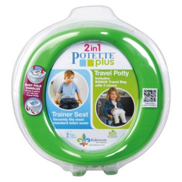 Kalencom 2-in-1 Potette Plus Green