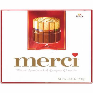 Merci : Chocolate European