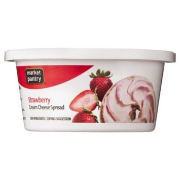 market pantry Market Pantry Strawberry Cream Cheese Spread - 8 oz.