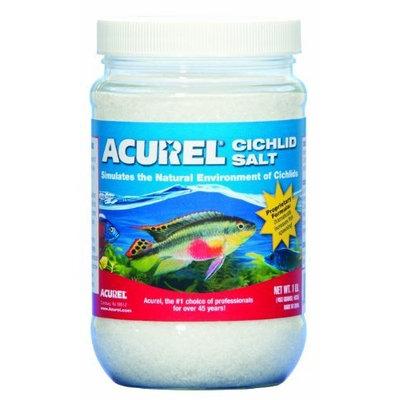 Acurel LLC African Cichlid Salt, Aquarium and Pond Water Treatment, 1-Pound