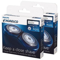 Norelco RQ32 (2-Pack) Razor Replacement Heads
