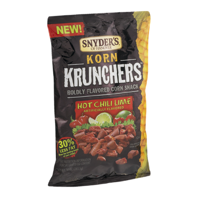 Snyder's Of Hanover Korn Krunchers Hot Chili Lime
