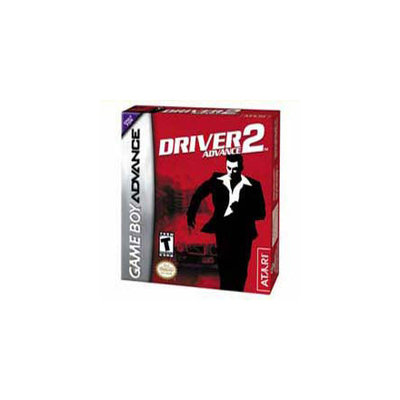 Infogrames Entertainment Driver 2 Advance