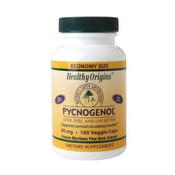 Healthy Origins Pycnogenol 30mg, Veggie Capsules, 180 ea