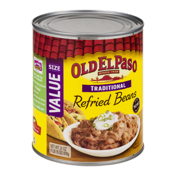 Old El Paso Traditional Refried Beans