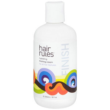 Hair Rules hydrating finishing cream