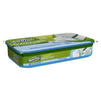 Swiffer Sweeper Open Window Fresh Scent Wet Mopping Cloths Refill 12