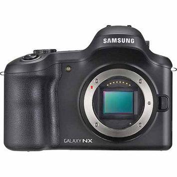 Samsung Galaxy NX-GN120 20.3MP Mirrorless Wi-Fi Digital Camera Body Only EK-GN12