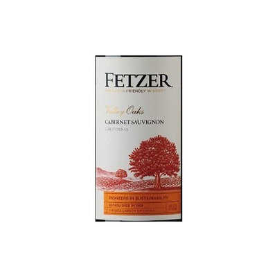 Fetzer Cabernet Sauvignon Valley Oaks 2010 750ML