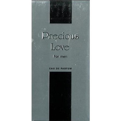 Precious Love 3.4 Fl. oz. Eau De Parfum Spray Men by Yzy