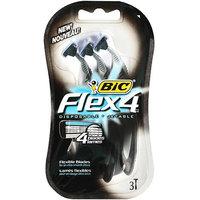 BIC 3pk Flex4