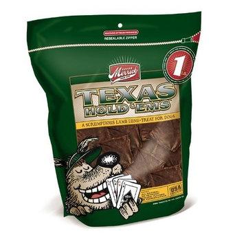 Merrick Lamb Filet Squares Lamb Lung Dog Treat - 10 OZ/12 COUNT