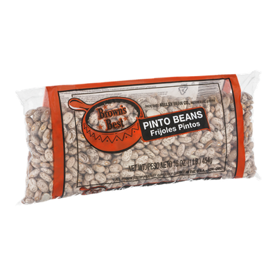 Brown's Best Pinto Beans