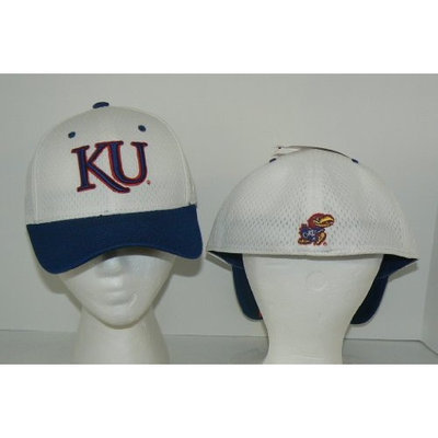 Zephyr NCAA University of Kansas Jayhawks Fitted Hat Cap Lid Size 7 1/8