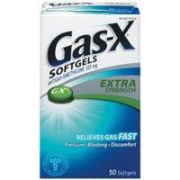 Novartis Consumer Health GAS-X SOFTGELS EXTRA STRENGTH Size: 50