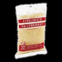 Kissling's Sauerkraut