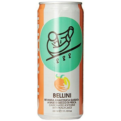San Benedetto Cipriani Bellini Mix, 11.15-Ounce (Pack of 8)