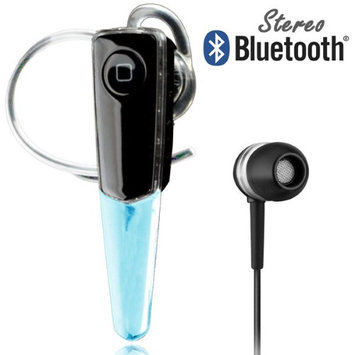 Indigi Fineblue A2DP Wireless Stereo Bluetooth Headset Voice+Music For Apple iPhone 5s 5c 5 4s 4