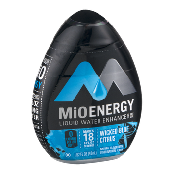Mio Energy Liquid Water Enhancer Wicked Blue Citrus