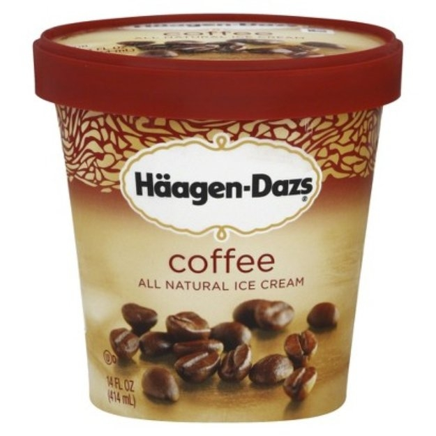Häagen-Dazs Coffee Ice Cream
