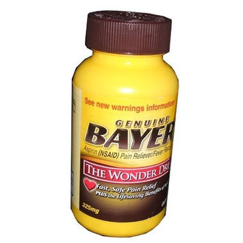 Bayer Aspirin 325 mg, 500 Tablets