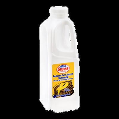 Swiss Reduced Fat Cultured Buttermilk