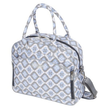 The Bumble Collection Dana Daytripper Diaper Bag - Sky Blue