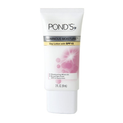 POND's Luminous Moisture Day Lotion with SPF 15
