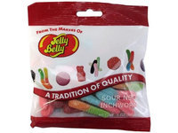 Jelly Belly Sour Neon Inchworms