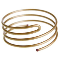 Goody Simple Styles Blonde Bun Spiral