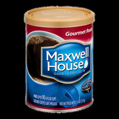 Maxwell House Ground Coffee Medium Gourmet Roast