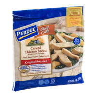 Perdue Short Cuts Carved Chicken Breast Original Roasted