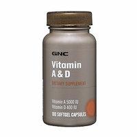GNC Vitamin A & D